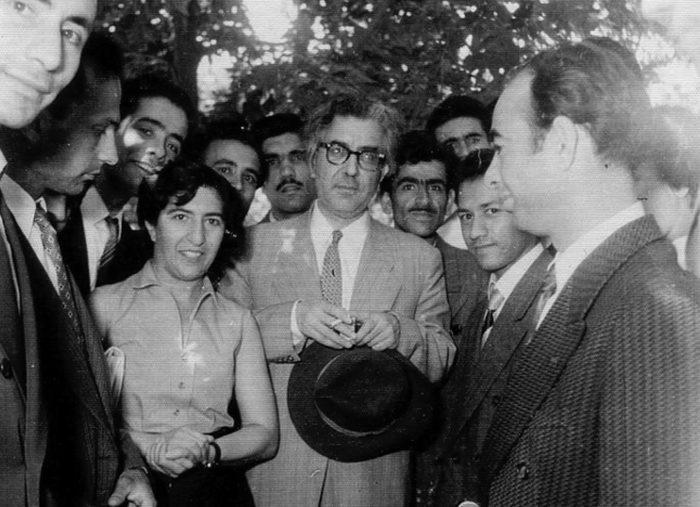 Photos des archives du professeur Mohsen Hatchroudi