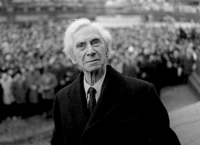 Échanges avec Bertrand Russell